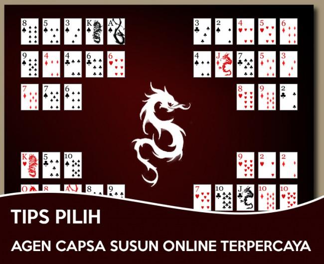 Tips Pilih Agen Capsa Susun Online Terpercaya