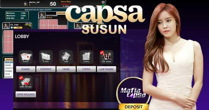 Bandar Capsa Susun Online