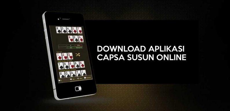 Download Aplikasi Capsa Susun Online