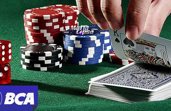 Daftar Poker Remi Bank BCA