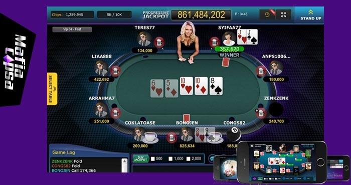 Poker Remi Online