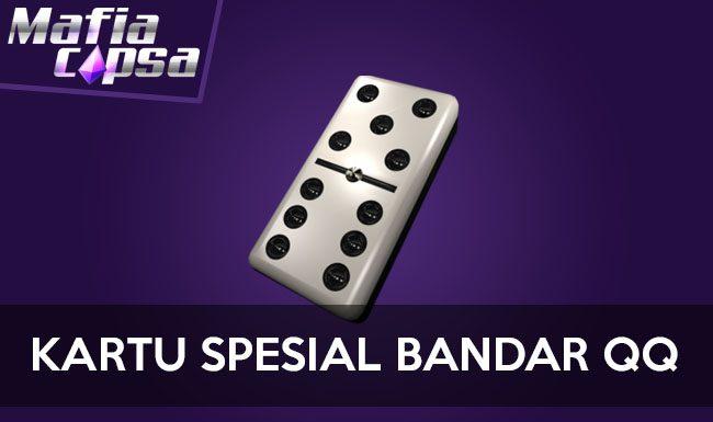 Kartu Spesial Jackpot di Bandar QQ Online