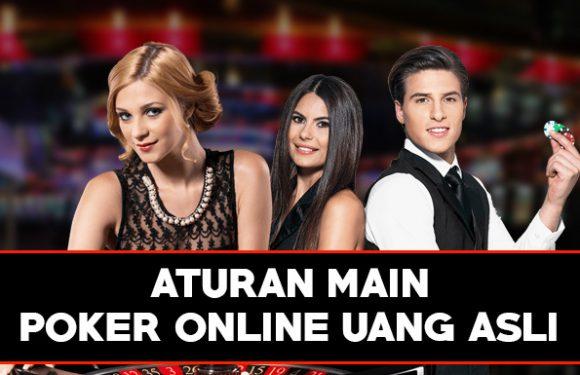 Aturan Main Poker Online Uang Asli Sosmedpoker