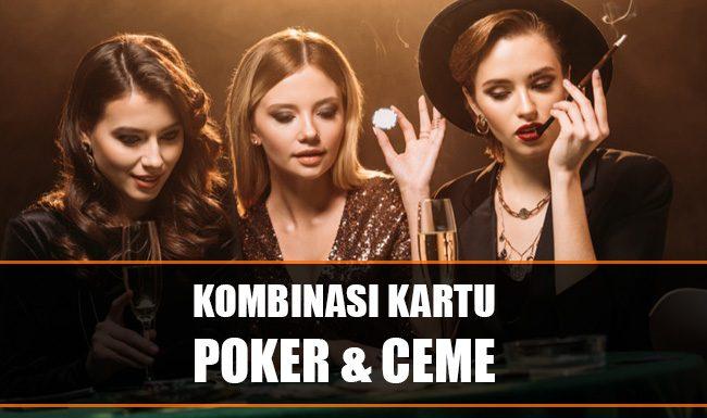 Kombinasi Kartu Poker Online Uang Asli dan Bandar Ceme Keliling Sosmedpoker