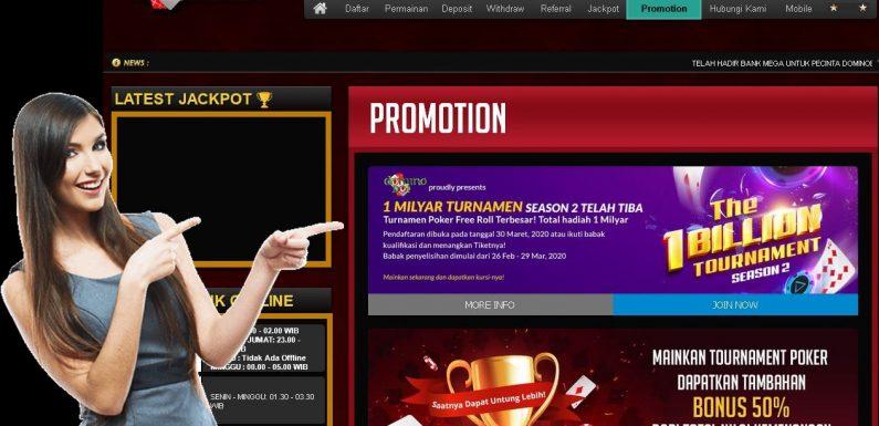 DominoBet Situs DominoQQ dan Poker Online Resmi